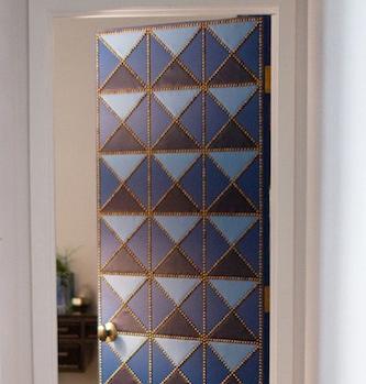 Geometric Door