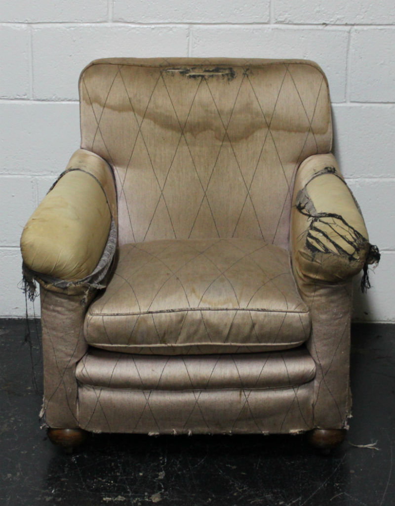 Dawson chair before blog
