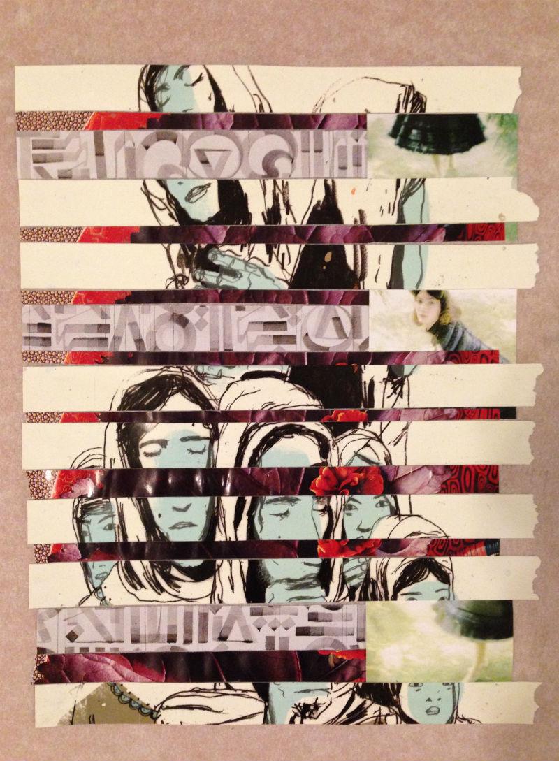 Elizabeth Najdecki original artwork