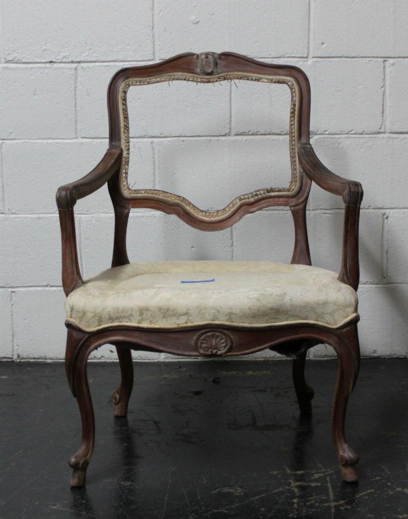 Howard chair before blog
