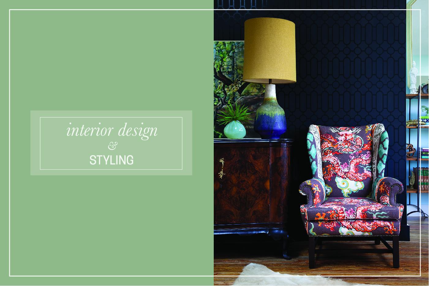 Interior Design & Styling