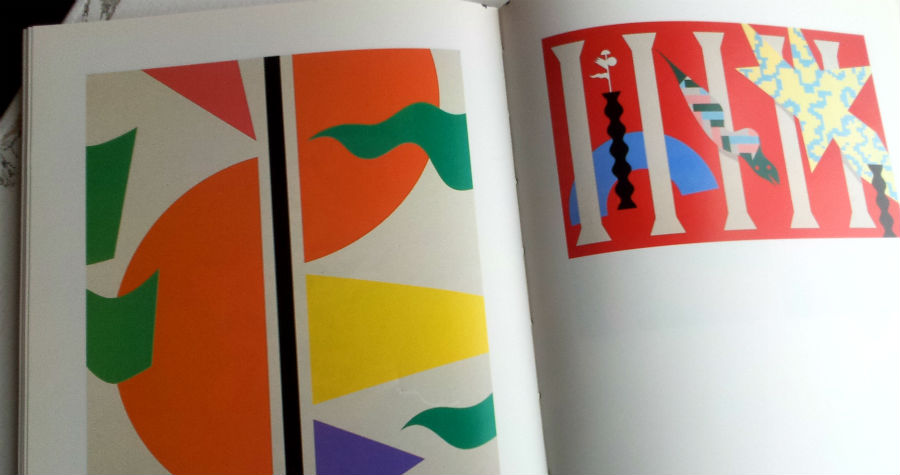 Reproductions of two paintings from Alessandro Mendini. Pics found in Allessandro Mendini, by Giancarlo Politi, 1989.