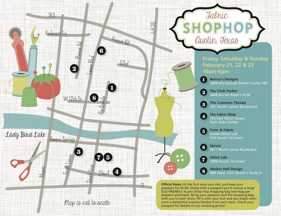 Shop hop featured