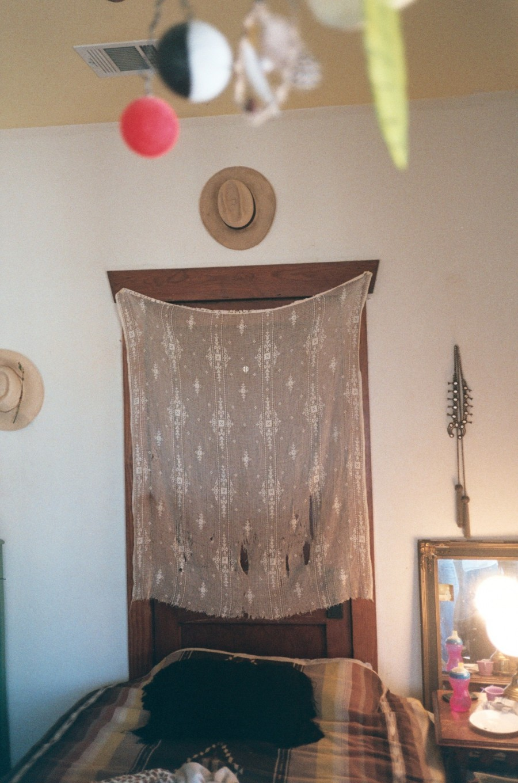 Photo of the Llano home via Anne Lowe Edgerton.