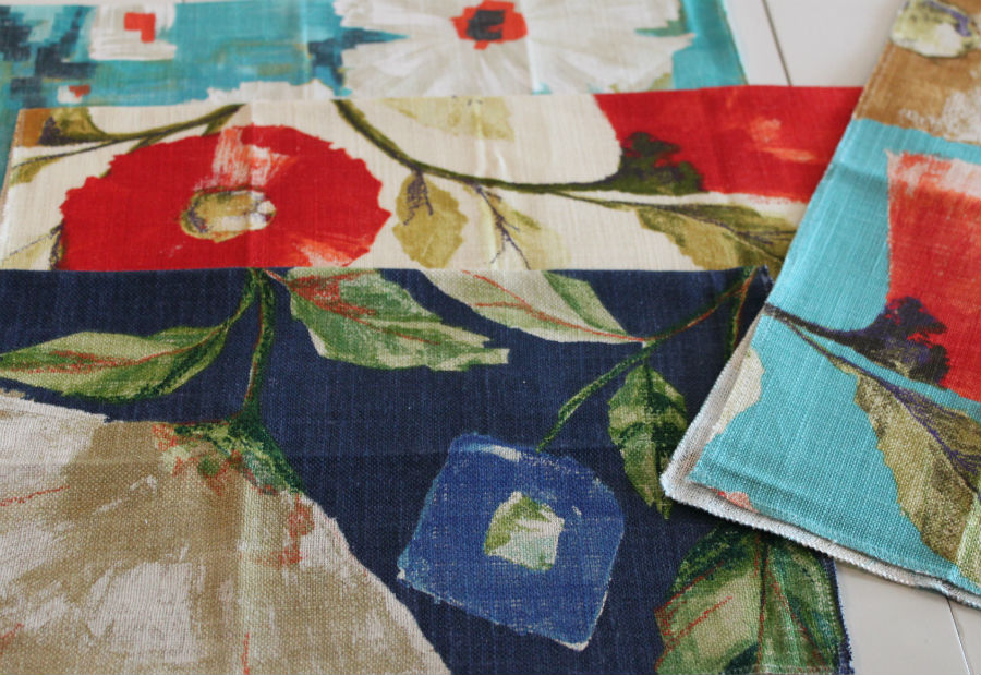 Retro looks from Zoffany. Mid-century modernize with these!