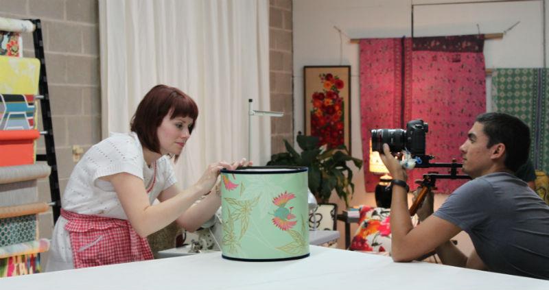 diy video shoot