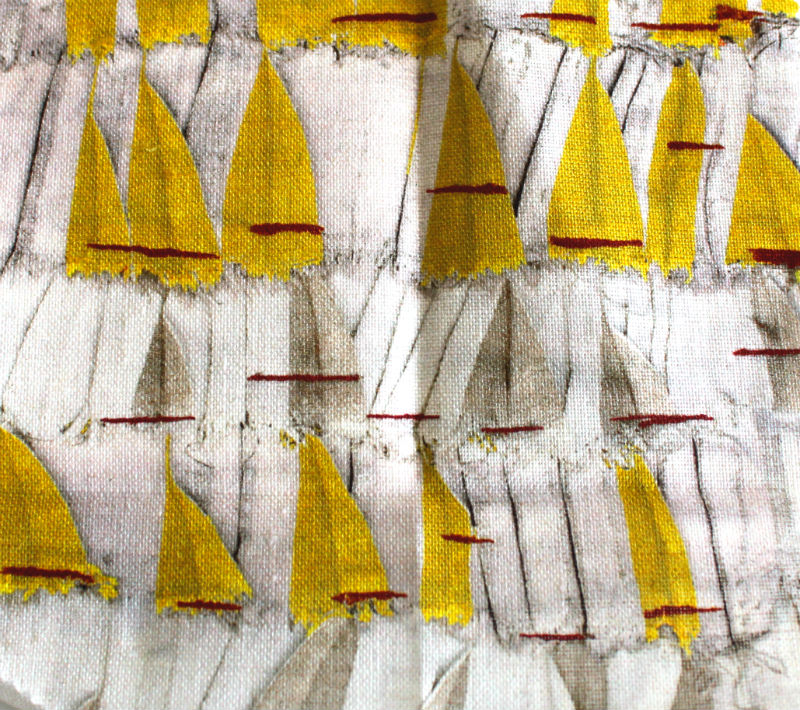 cloth willow lemon