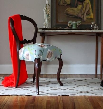 coil chair