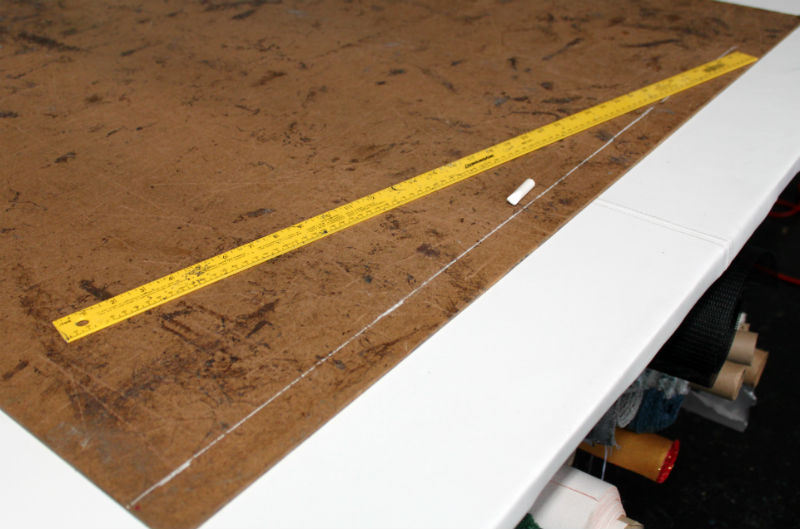 create your own weltcord stick with masonite