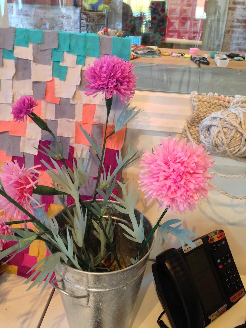 creativebug flower arrangement
