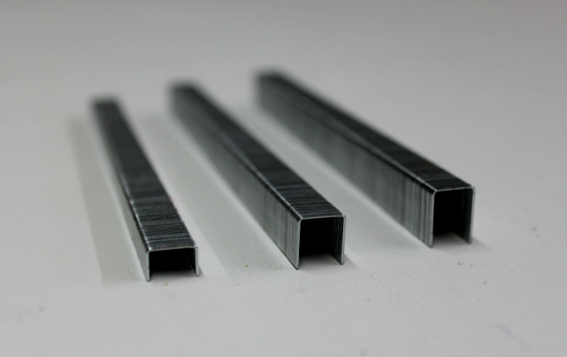 different staple lengths