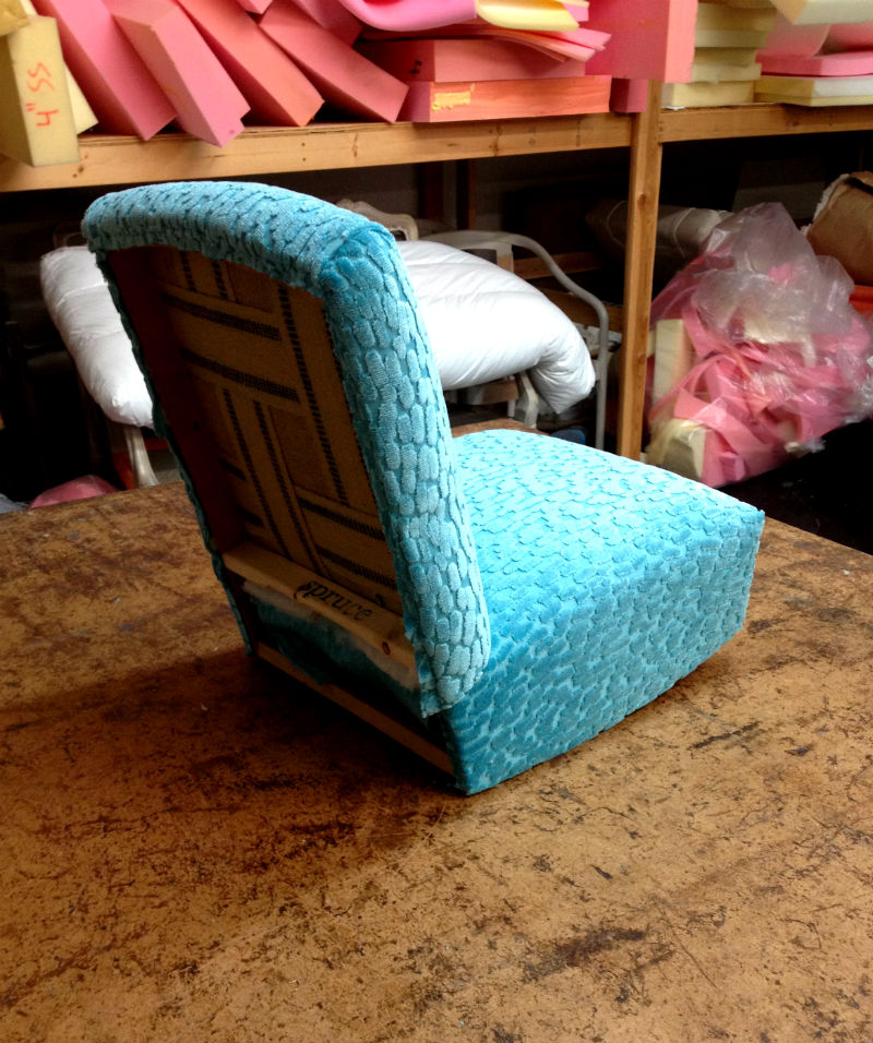 evelyns chair process
