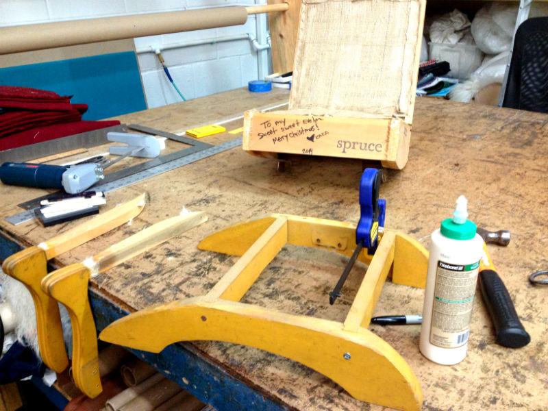 evelyns chair repair