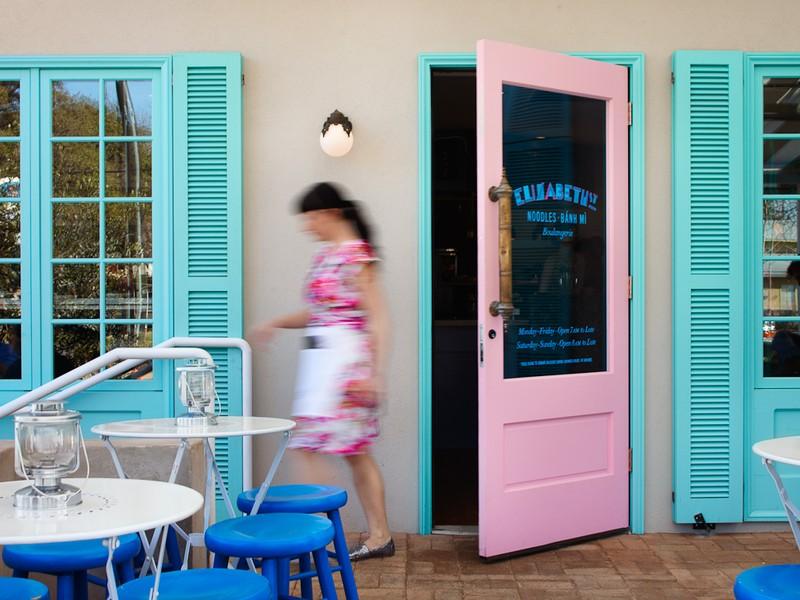 Elizabeth Street Cafe, photo courtesy of Knock-Knocking.
