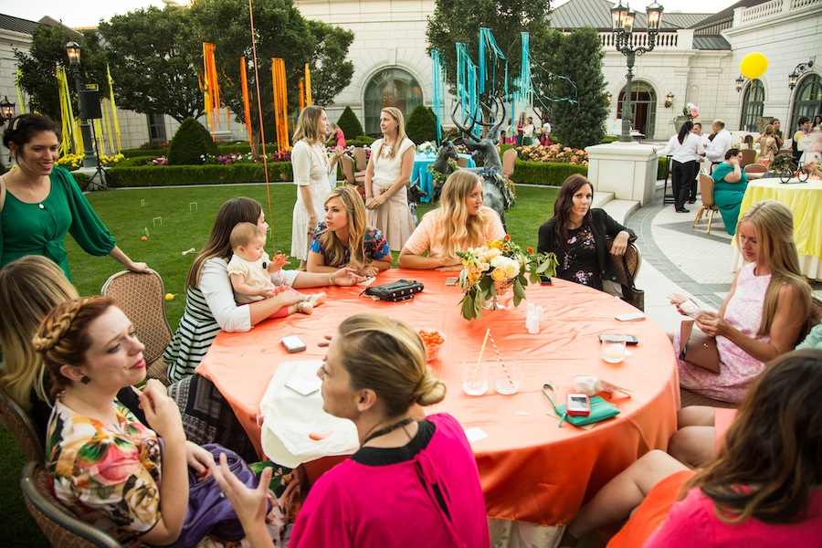 The best thing about Alt Summit is seeing so many stylish people together in one place. Here are a few of the attendees at the Garden Party, which concluded the conference.
