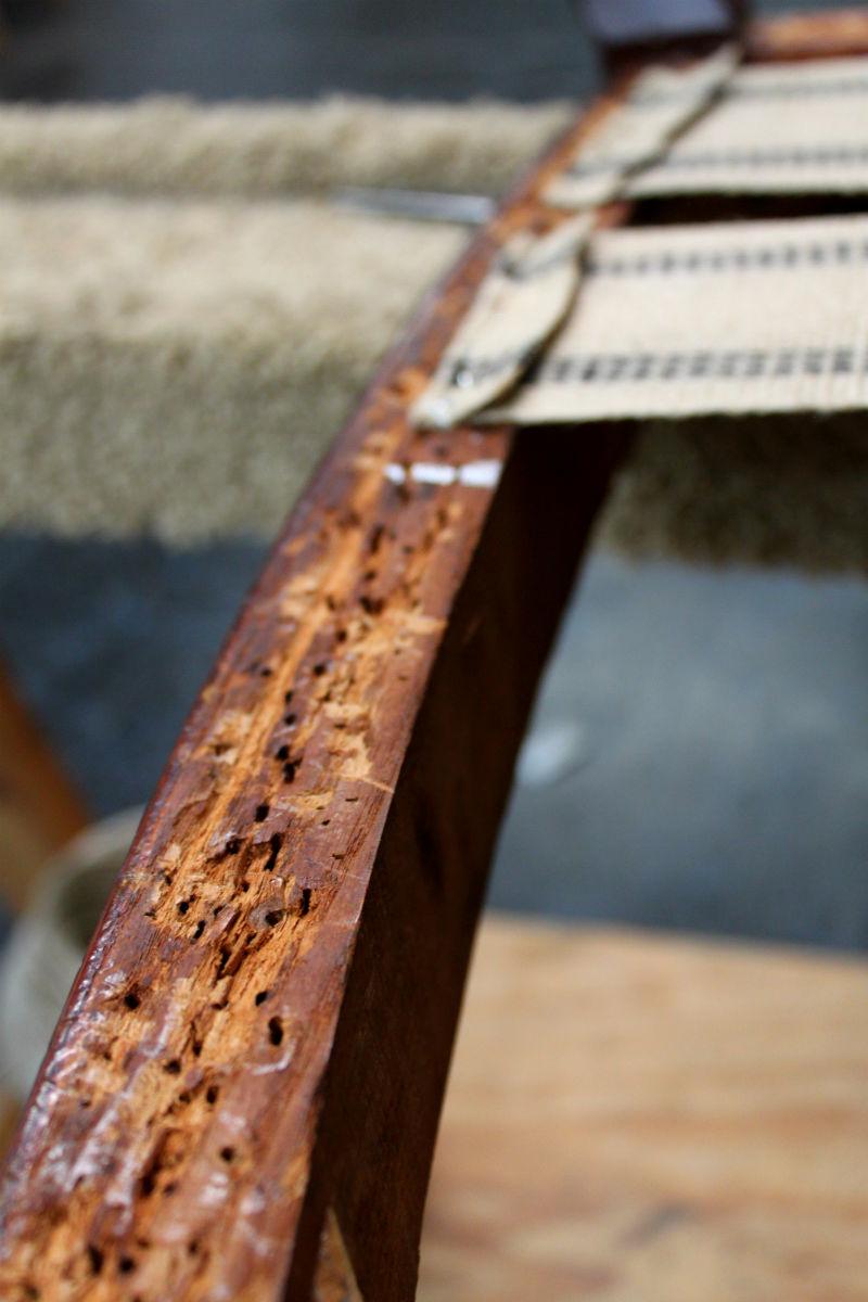 SPRUCE Upholstery Spruce Upholstery Tip: Staple Lengths