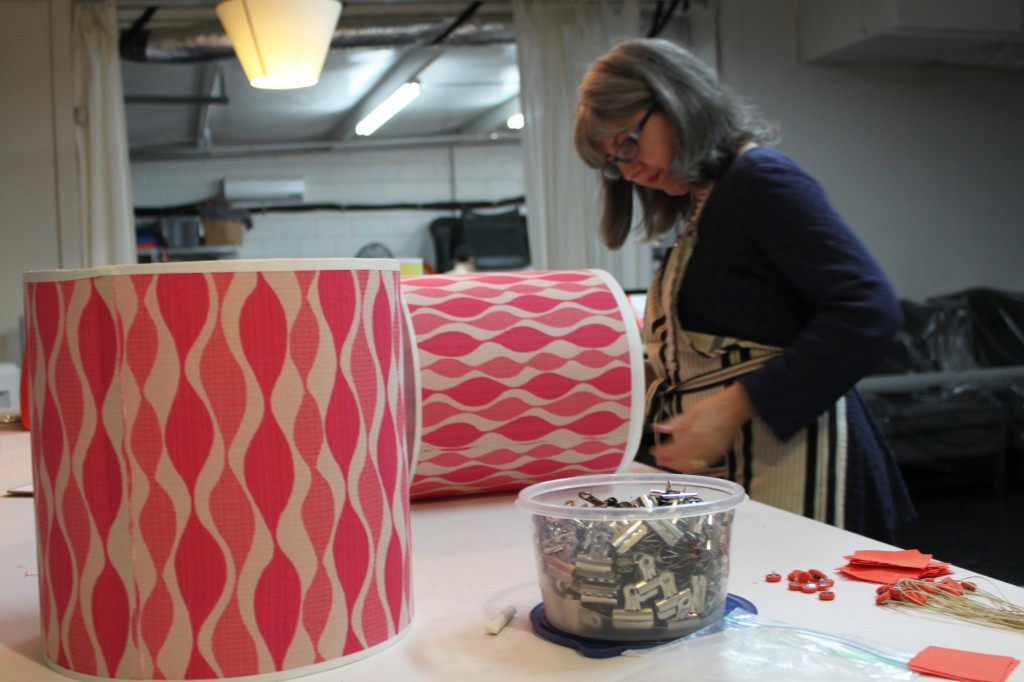 Spruce upholstery have the best valentines day in austin our lampshade class is on april 11 in austin texas aloadofball Choice Image