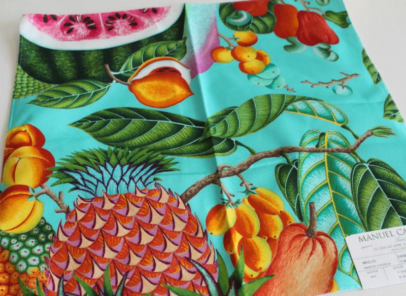 man can pineapple print