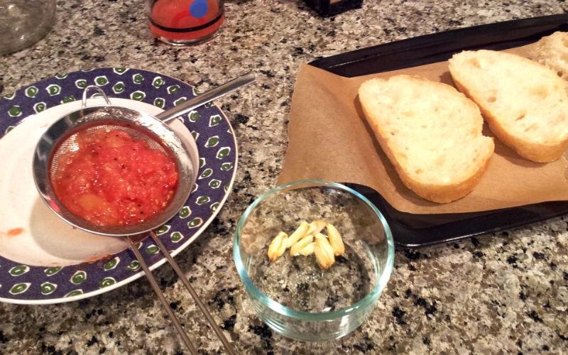 pan con tomate process 2