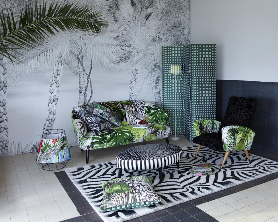 Wallpaper by Christian Lacroix