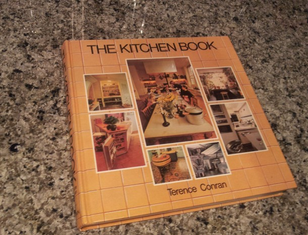 The Kitchen Book by Terence Conran.