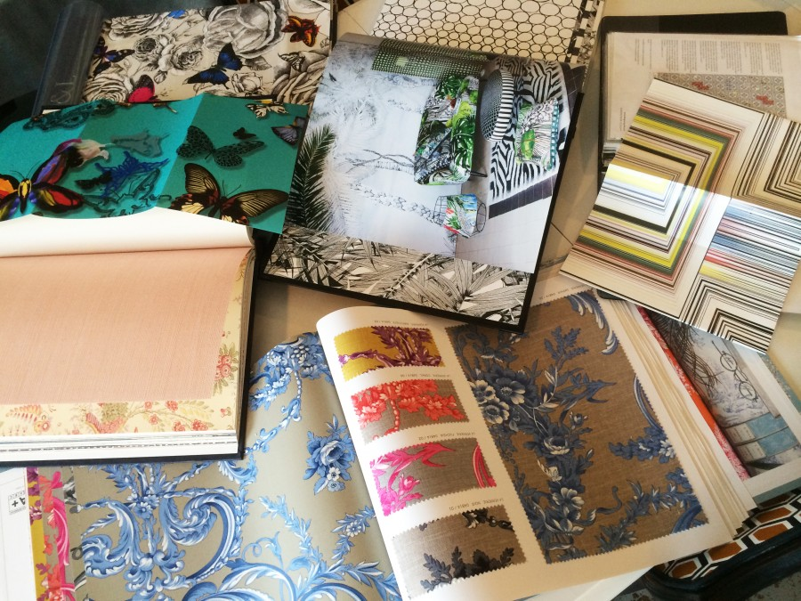 A wide variety of wallpapers are available at Spruce.