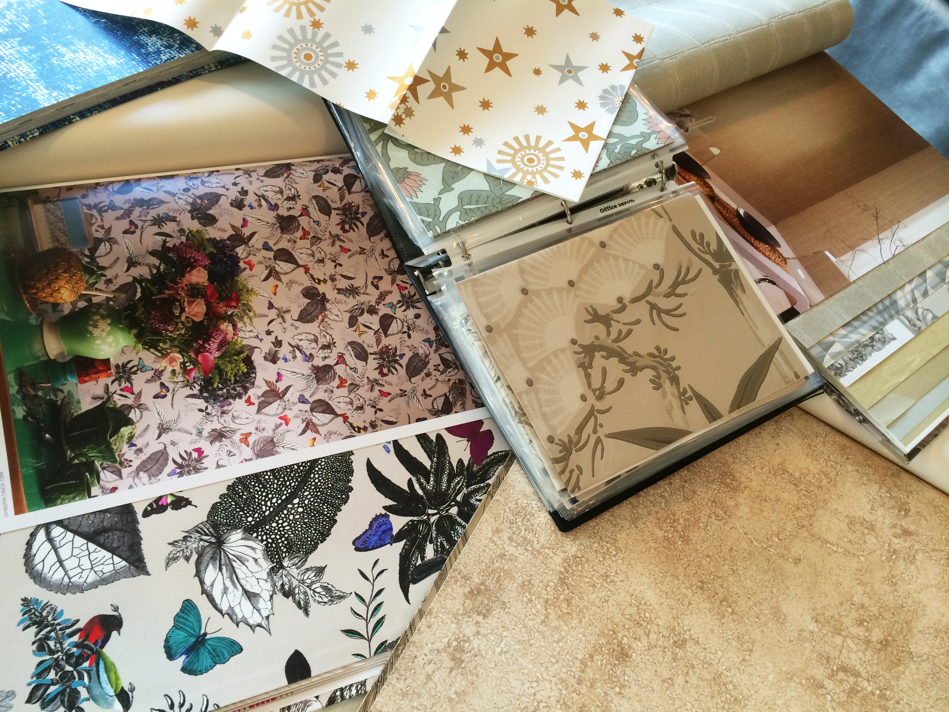 A variety of wallpaper options can be found at Spruce.