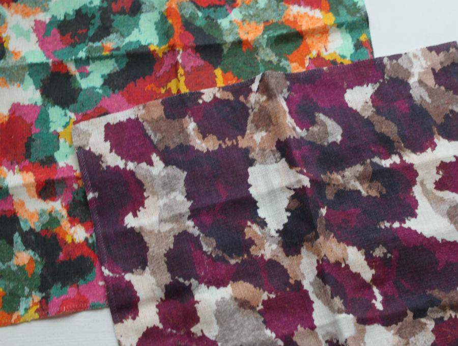 Another Rykiel design for Stark fabric.